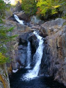 Maine_waterfall