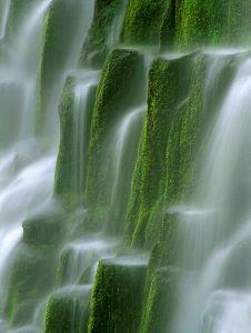 green falls