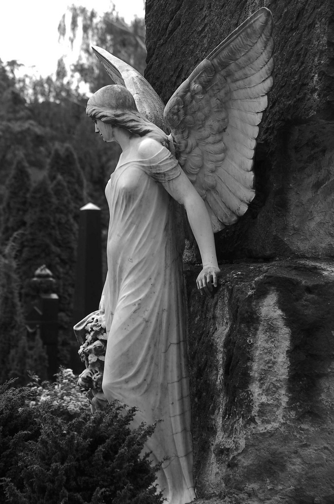 angel standing 3 by Pierre the III