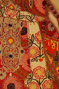 Fire Bird_Leon Bakst costume design detail