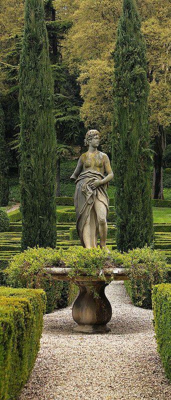 garden statue 2