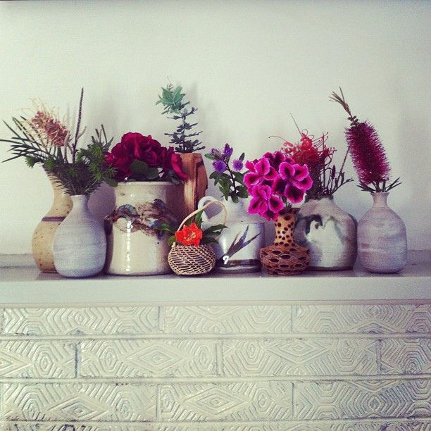 little vases