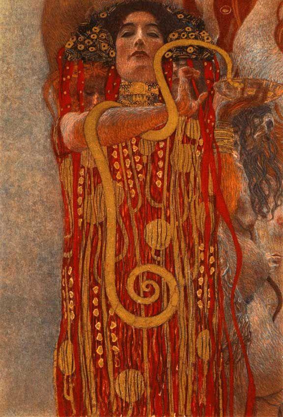 Medicine by Klimt
