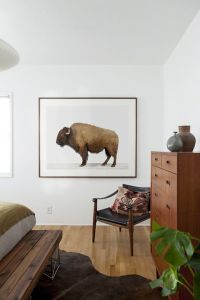 buffalo print via The Animal Print Shop