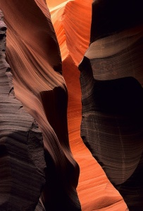 Lower Antelope Canyon by Desertsky