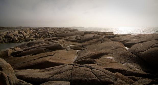 Peggys Cove Nova Scotia by the Blue Brick