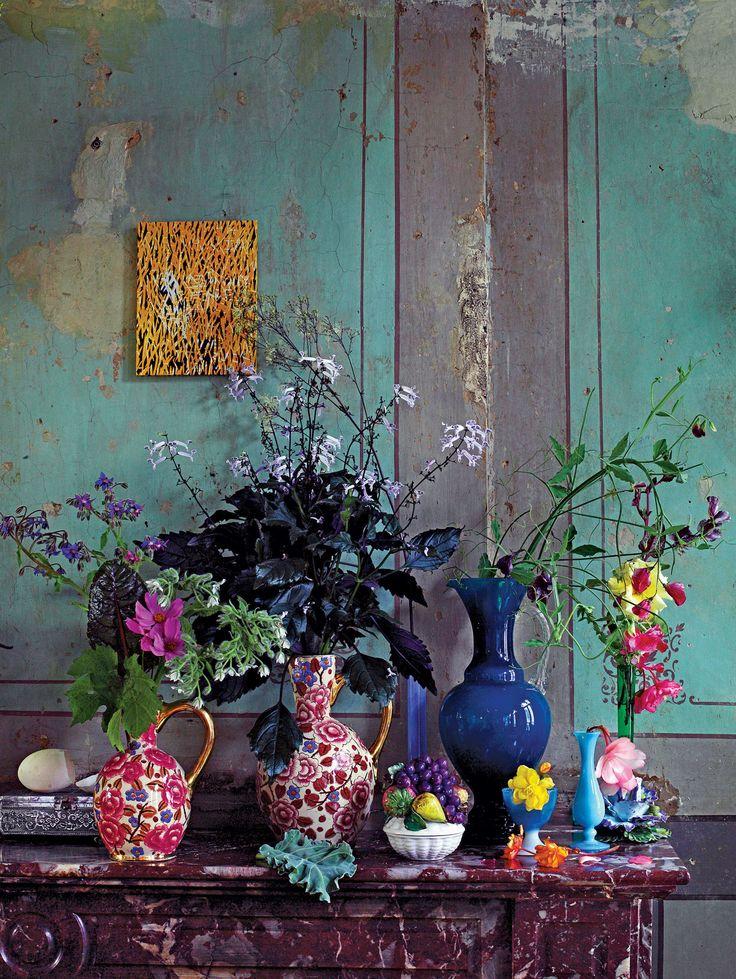 Bohemian Beauty by Die Hochzeitsfotografen | Boho bridal ...  |Bohemian Style Flowers