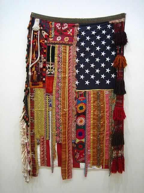 Flag #19 @ Saatchi Gallery by noriko.stardust