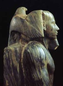 King Khafre_The Old Kingdom