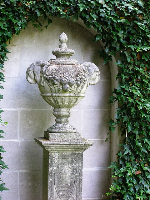 Marble Urn by Buford Blue