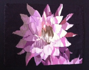Mary's weaving 1