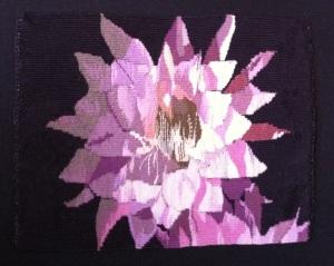 Mary's weaving 1