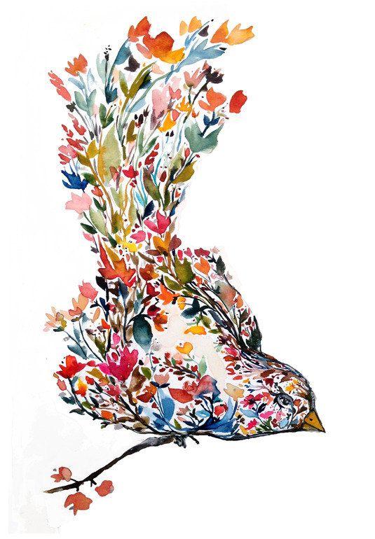 Mōhala_blossom bird