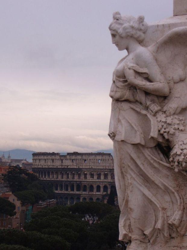 rome angel
