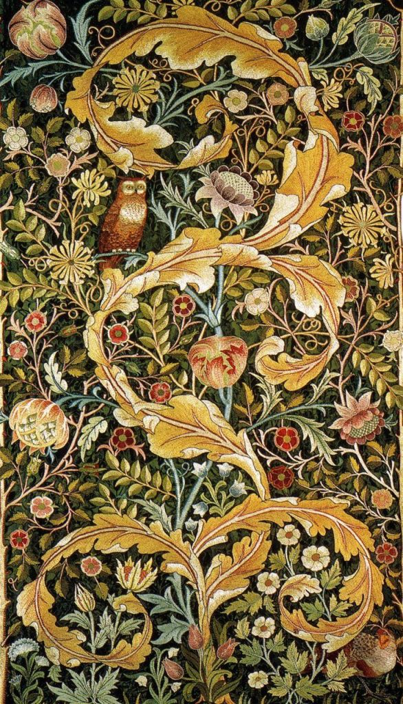 Rosebiar_William Morris Textiles