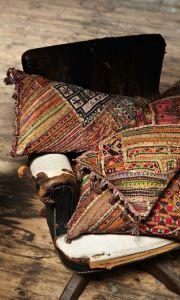 textile pillows
