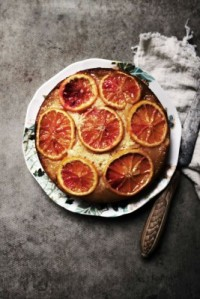 twig studio blood orange cake
