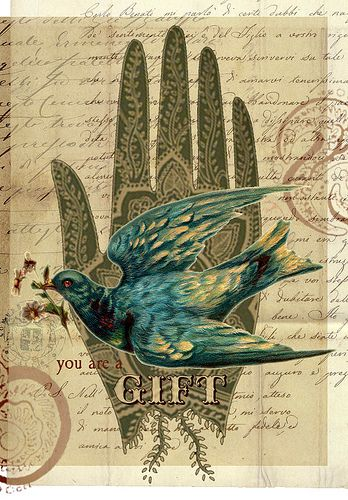 You are a Gift by shelley lane
