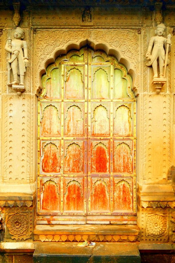 Doors to Fort by Nishant Jain