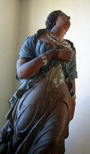 Figurehead, New Bedford Whaling Museum by ukslim