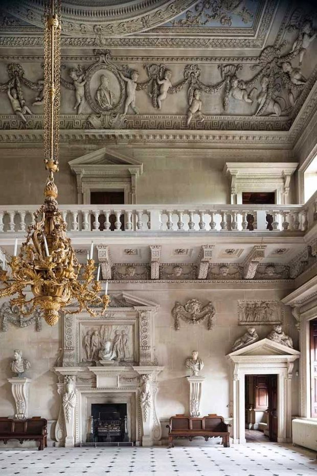 formal room via milesfischerdotcom