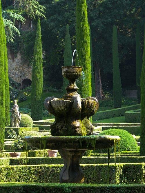 Giardini Giusti, Verona, Italy