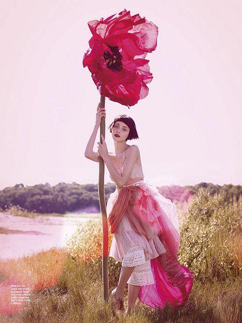 Karen Magazine by lanalou style