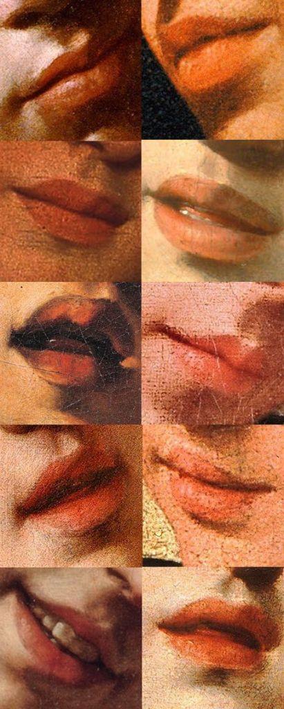 Lips_Caravaggio
