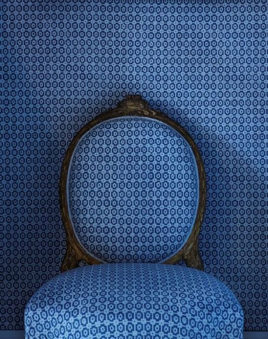 Periwinkle Pattern