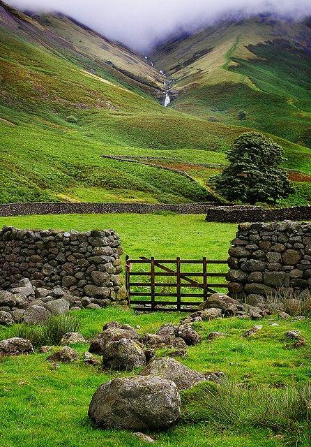 stone wall_Scottland