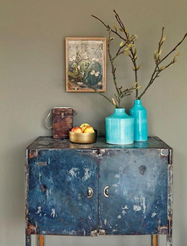 tourquoise vases