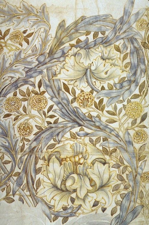 William Morris, 1876 Marigold