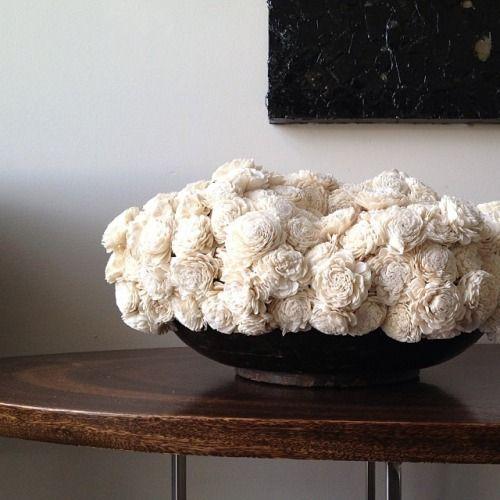 austere white bouquet