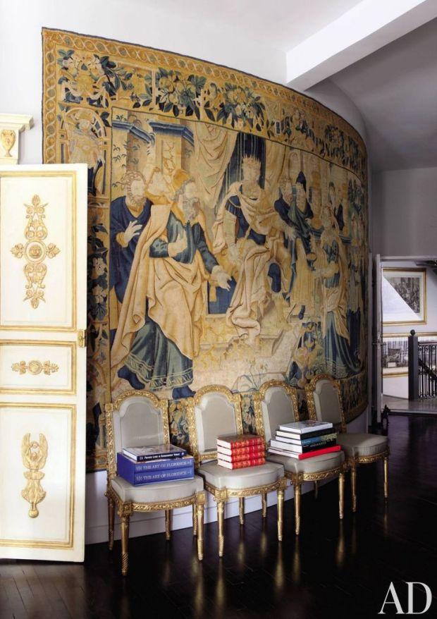Bernd Goeckler's NYC loft_Architectural Digest