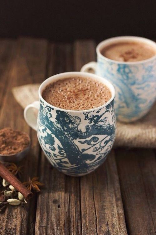 Chai Hot Chocolate_Tasty Yummies