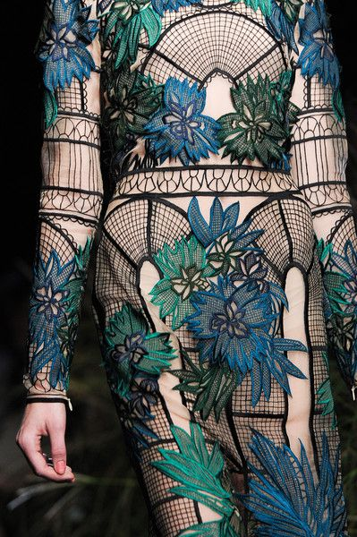 Erdem at London Spring 2015 (Details)