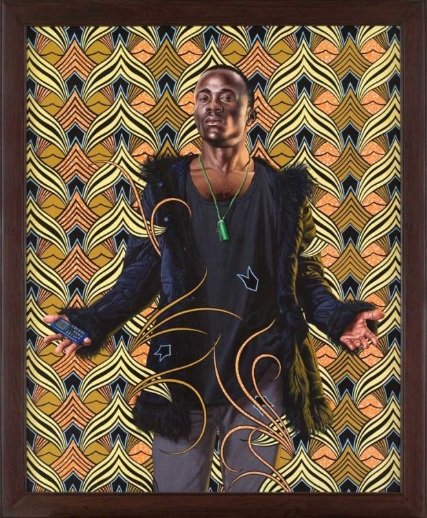 FRANCE_ Kehinde Wiley