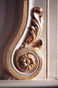 golden ornamental