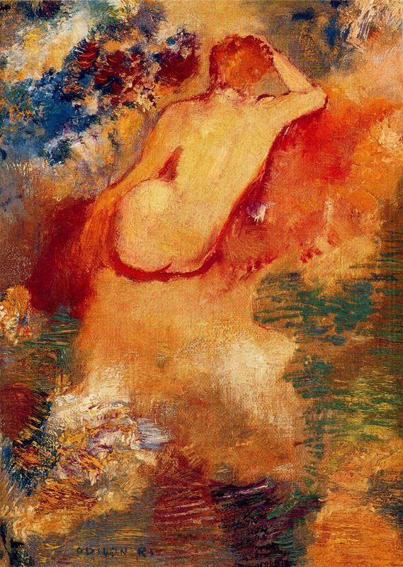 Odilon Redon_The Birth of Venus