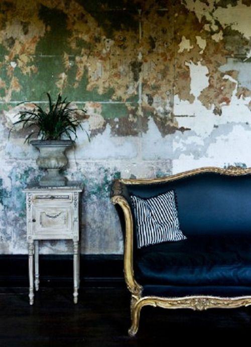 wishespleasures Beautiful interior by Debra Cronin.