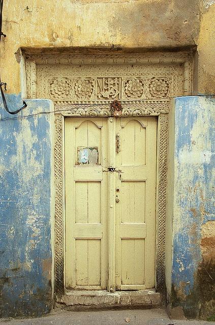 Zanzibar doors (4) by © Sam.Seyffert