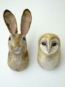 hare and owl