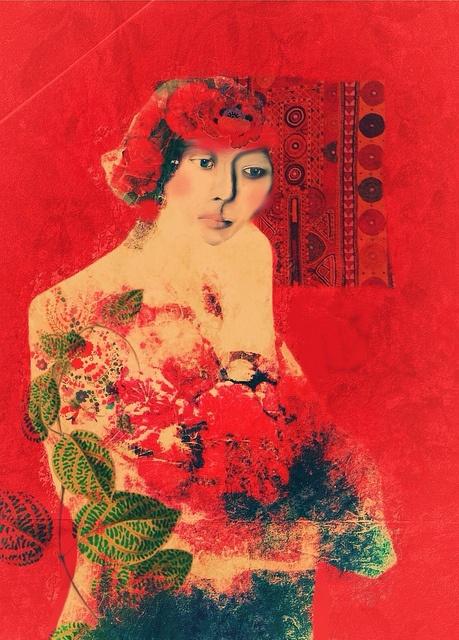 Oriental by Sarah Jarrett