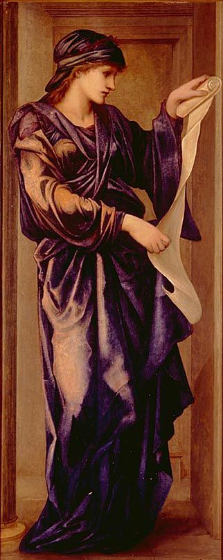 Sybil by Edward Burne Jones