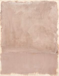 Untitled, Mark Rothko 1969