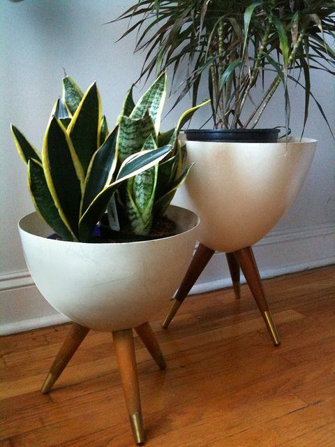 Bullet Planters by Mad Modern