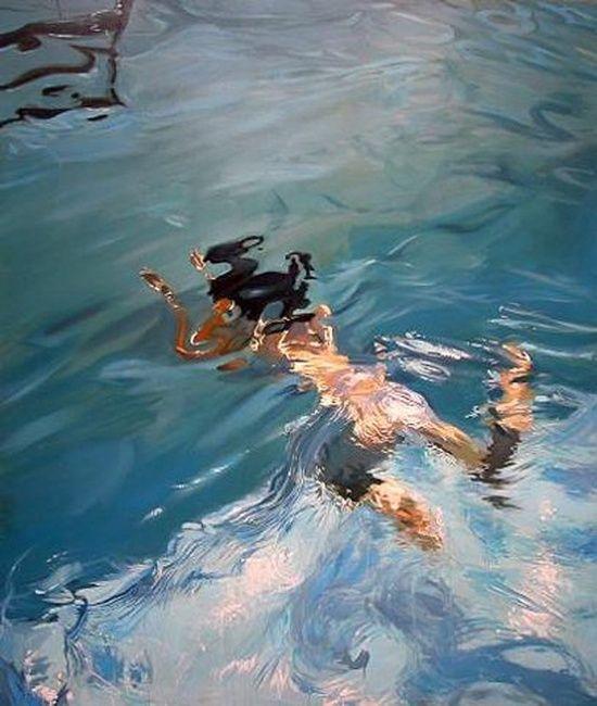 By Maggi Hambling