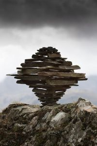 Castle Crag Tornado Cairn by escher is still alive