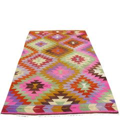 Silverlake Turkish Kilim Rug