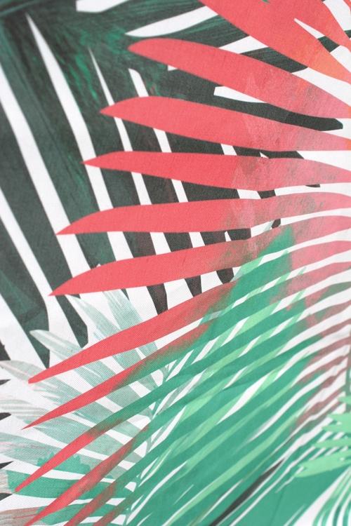 Yolanda Fronda fabric detail